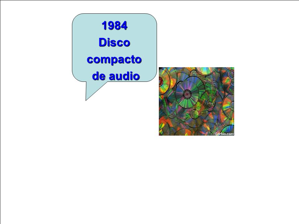 1984 Disco compacto de audio