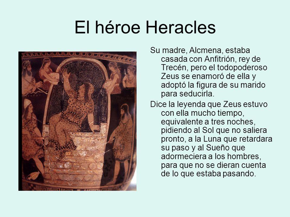 El héroe Heracles