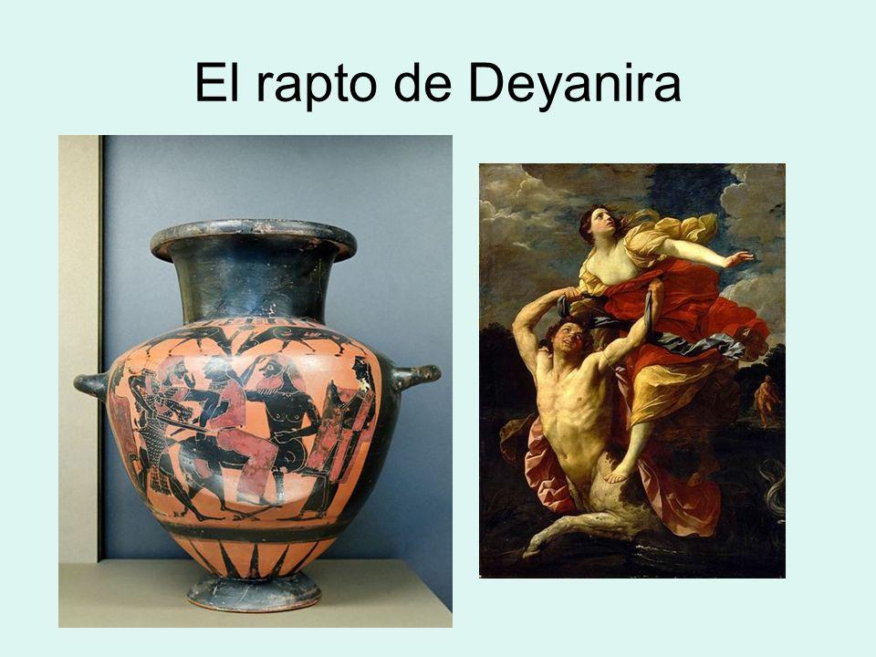 El rapto de Deyanira