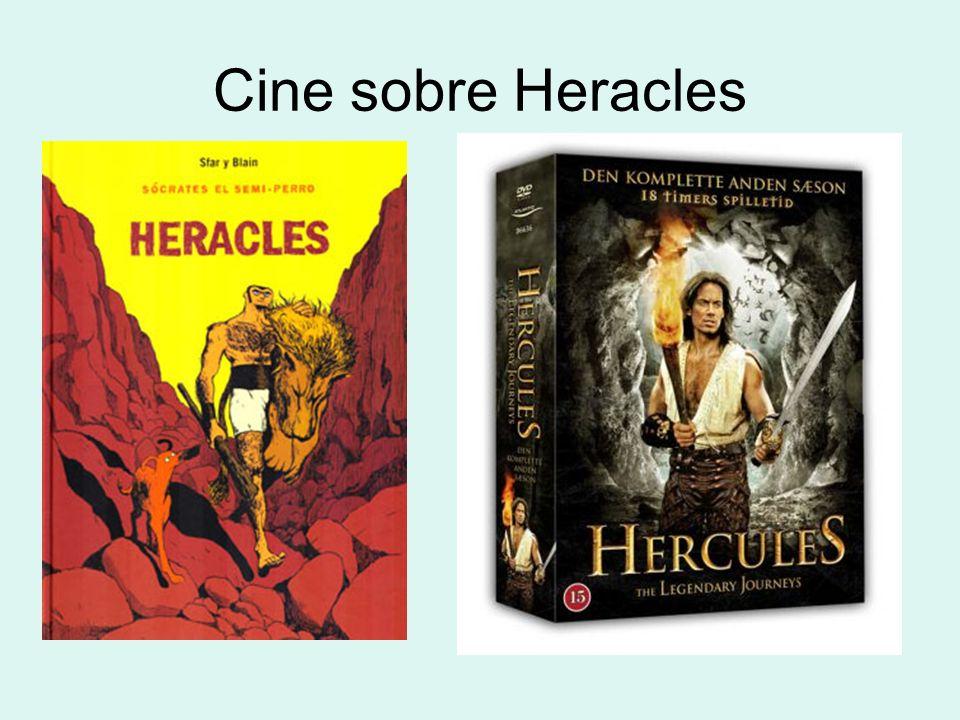 Cine sobre Heracles