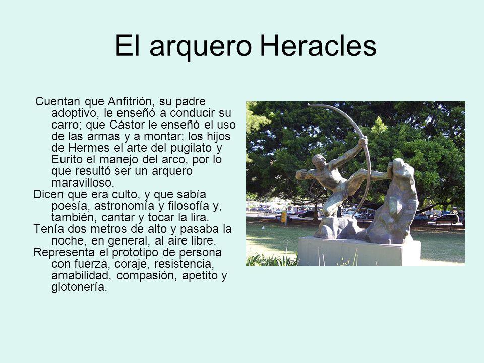 El arquero Heracles