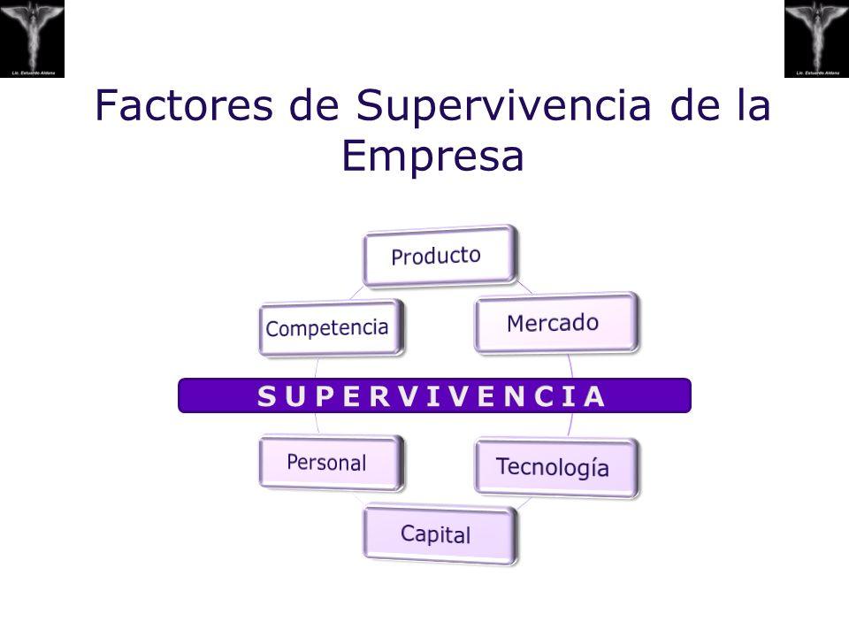 Factores de Supervivencia de la Empresa