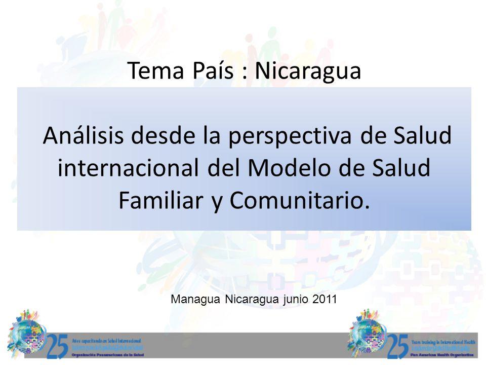 Managua Nicaragua junio 2011