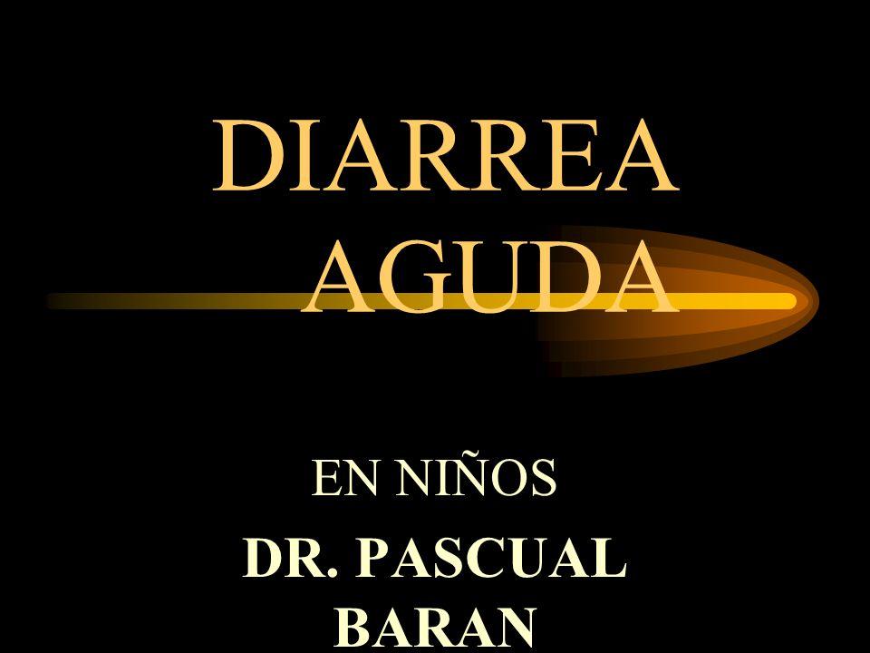 EN NIÑOS DR. PASCUAL BARAN