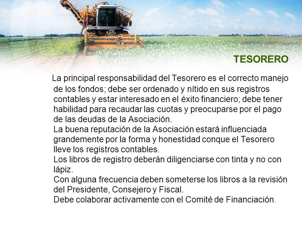 TESORERO