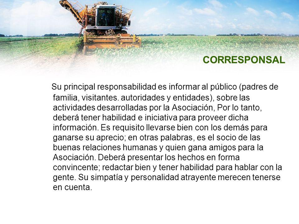 CORRESPONSAL