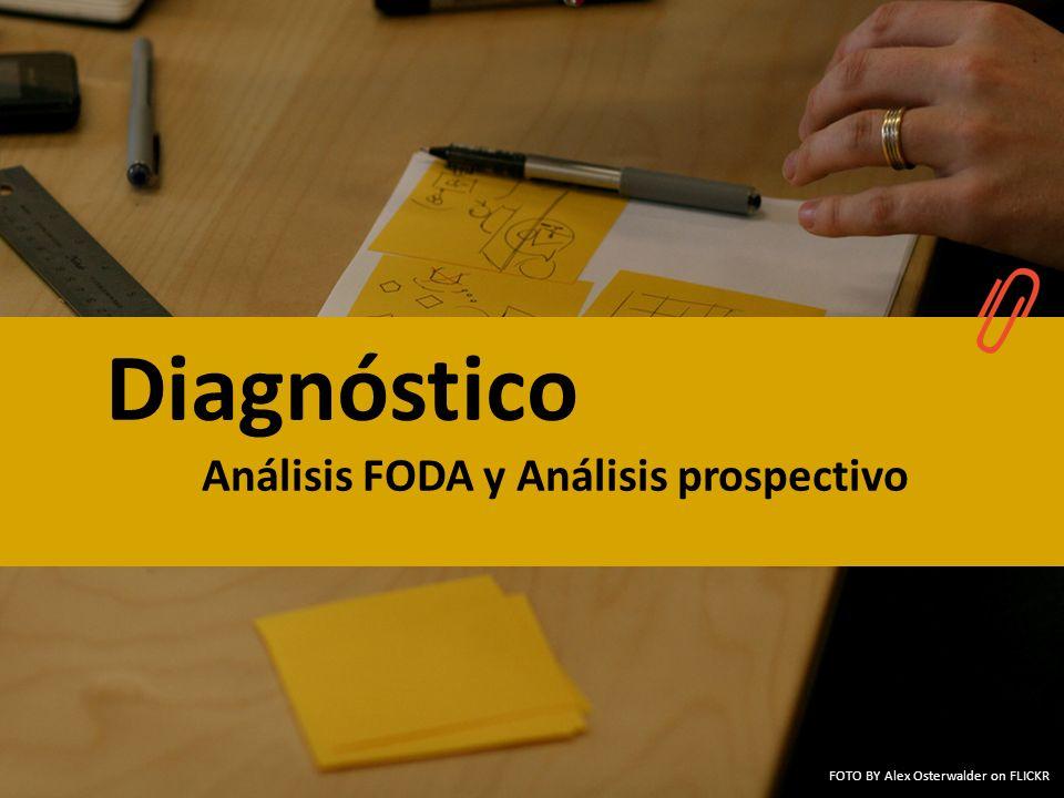 Diagnóstico Análisis FODA y Análisis prospectivo 1818