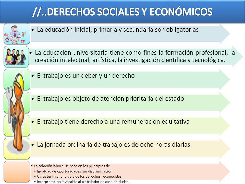 //..DERECHOS SOCIALES Y ECONÓMICOS