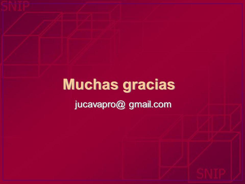 Muchas gracias jucavapro@ gmail.com