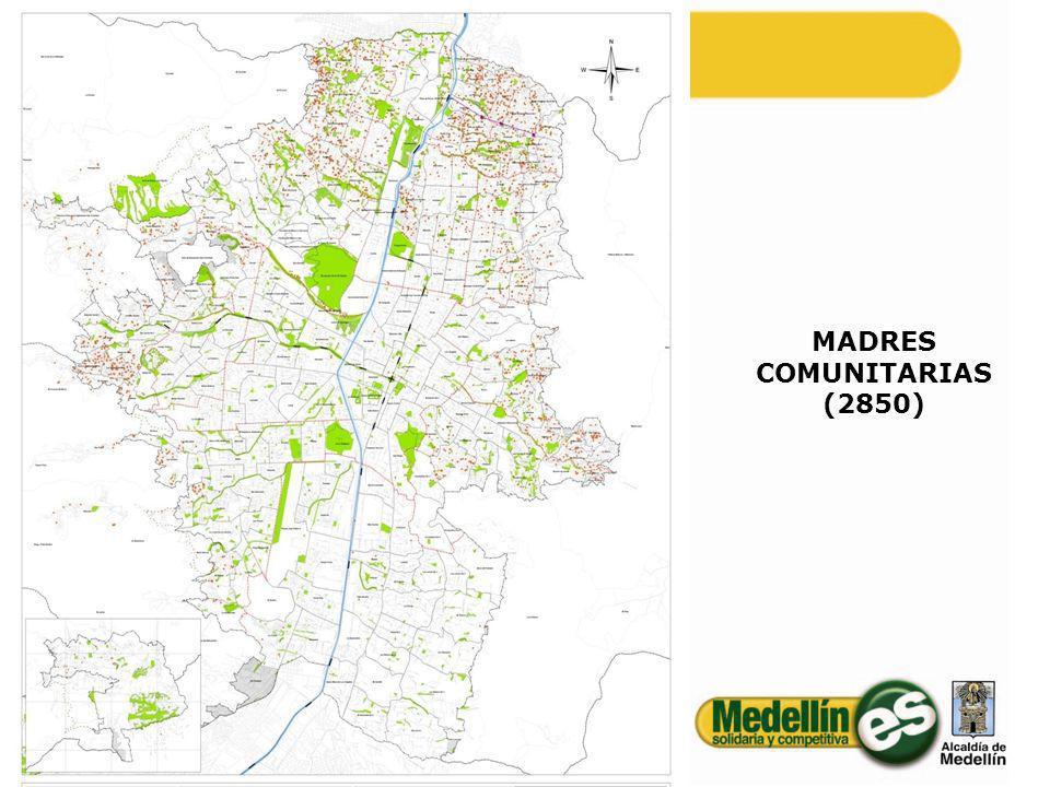 MADRES COMUNITARIAS (2850)