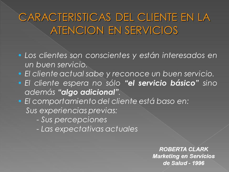 Marketing en Servicios