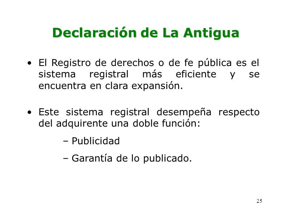 Declaración de La Antigua