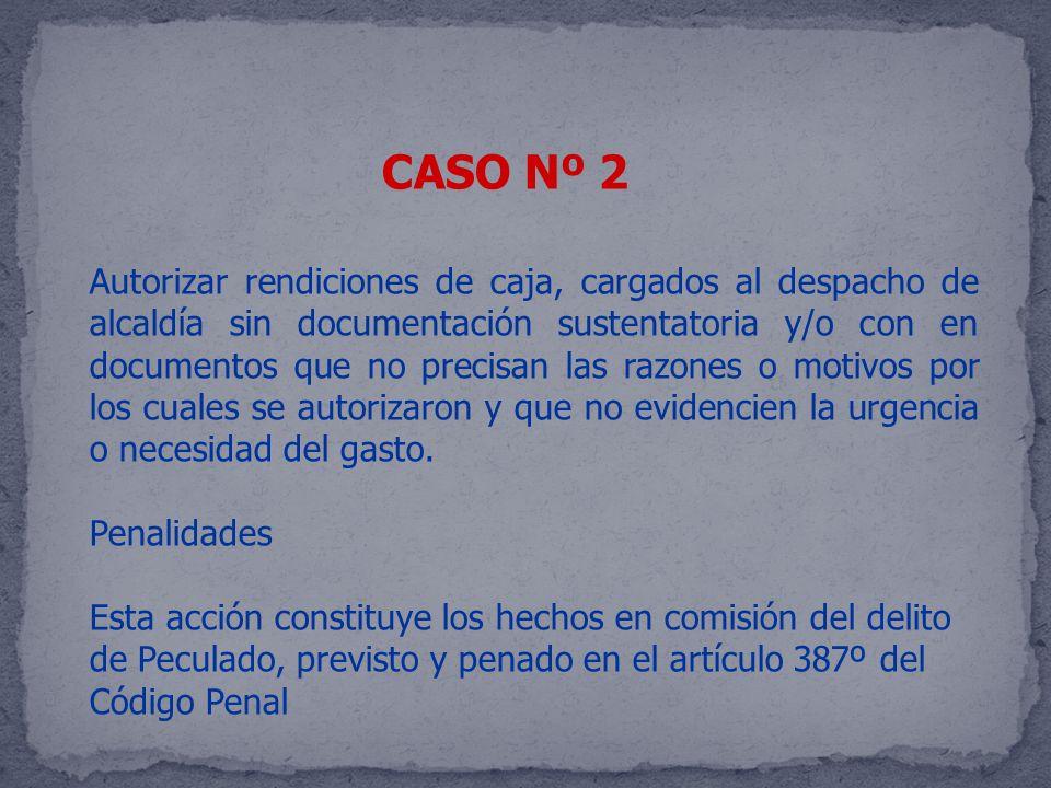 CASO Nº 2