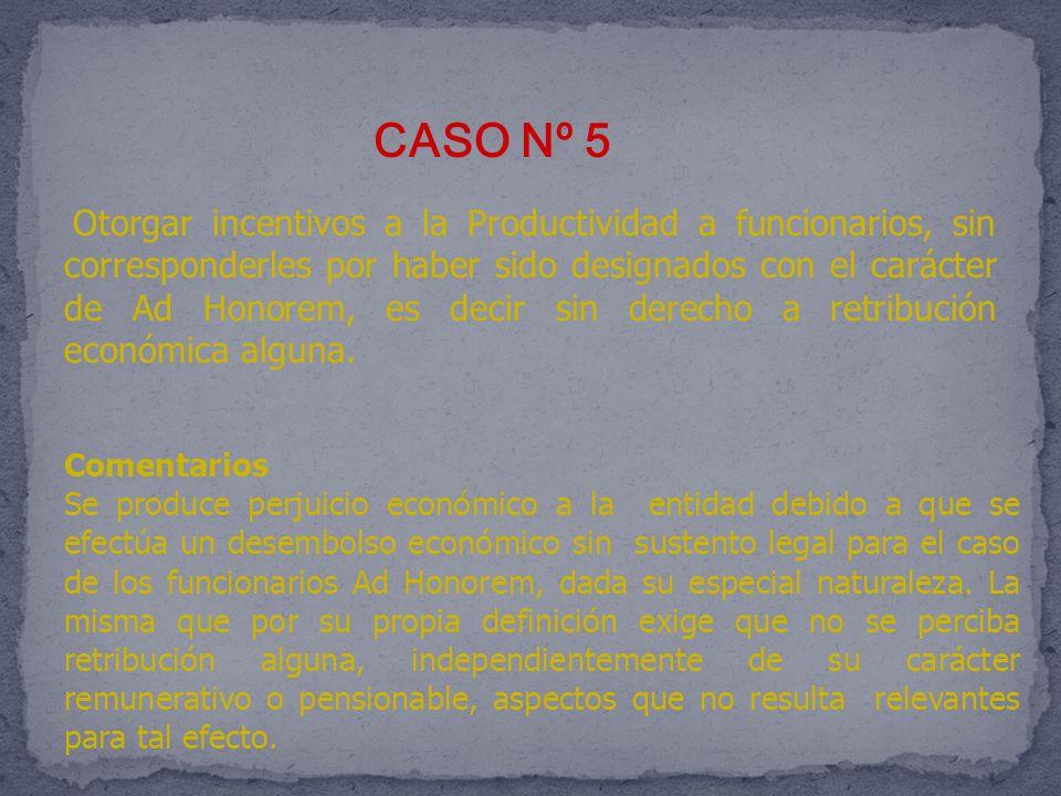 CASO Nº 5