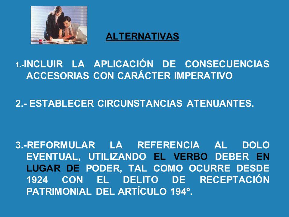 2.- ESTABLECER CIRCUNSTANCIAS ATENUANTES.