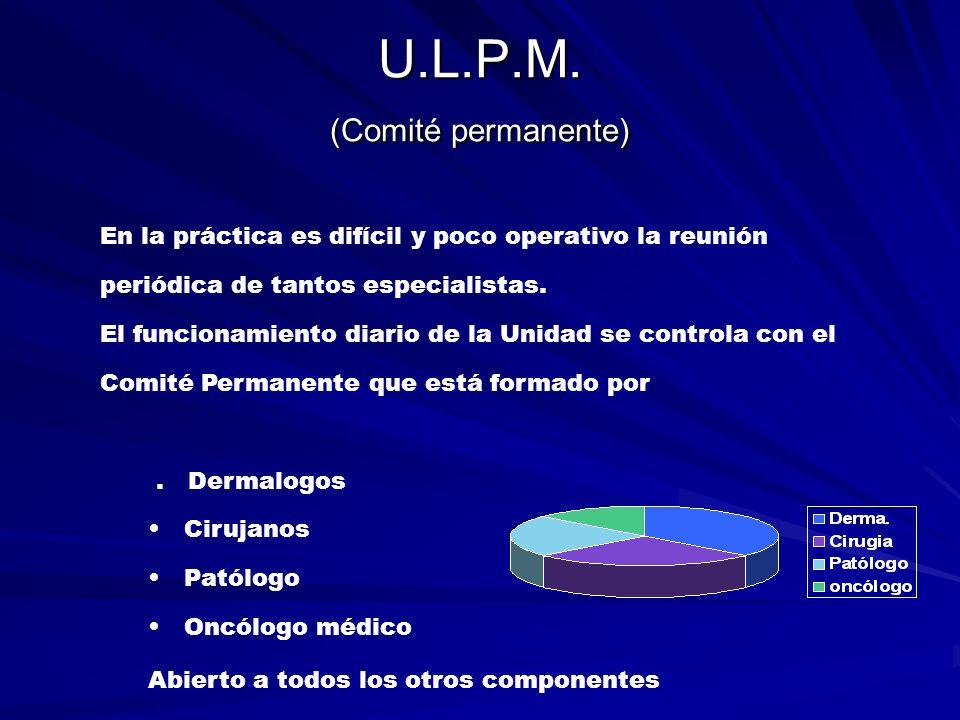 U.L.P.M. (Comité permanente)