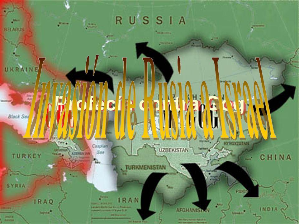 Invasión de Rusia a Israel