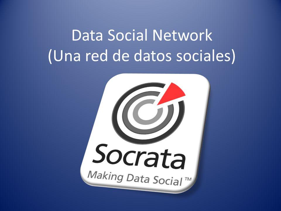 Data Social Network (Una red de datos sociales)
