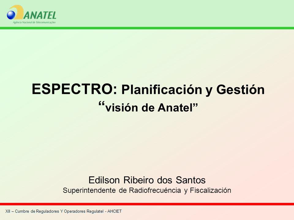 ESPECTRO: Planificación y Gestión