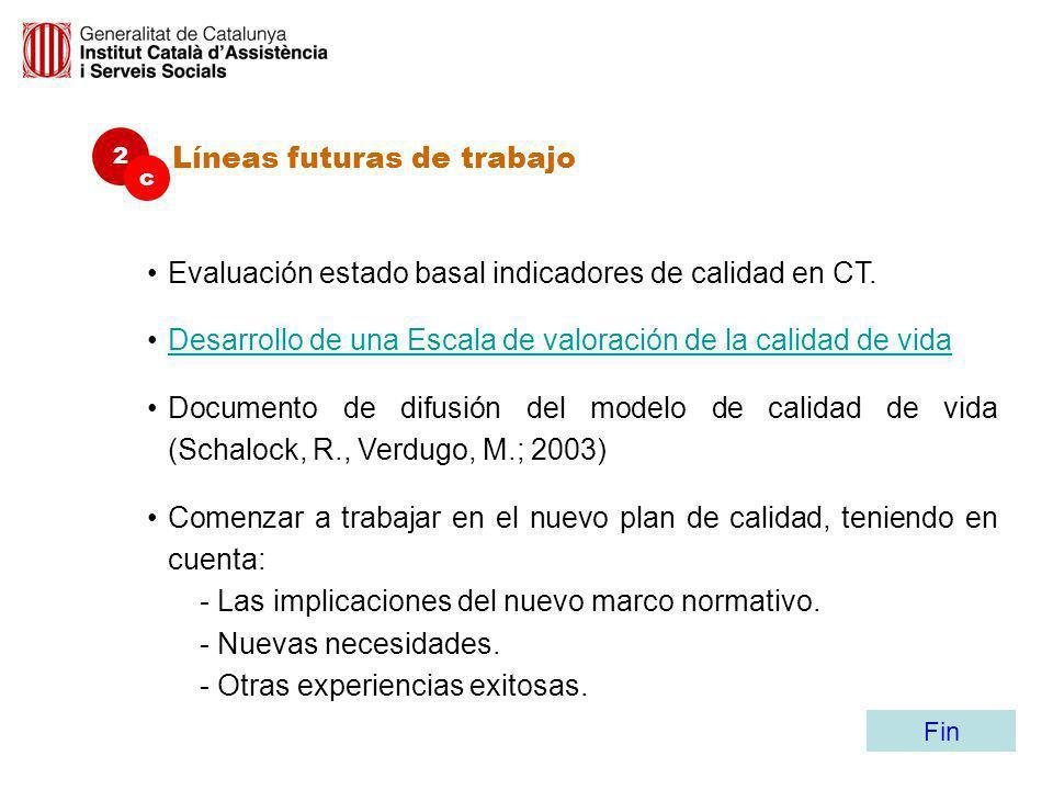 Líneas futuras de trabajo