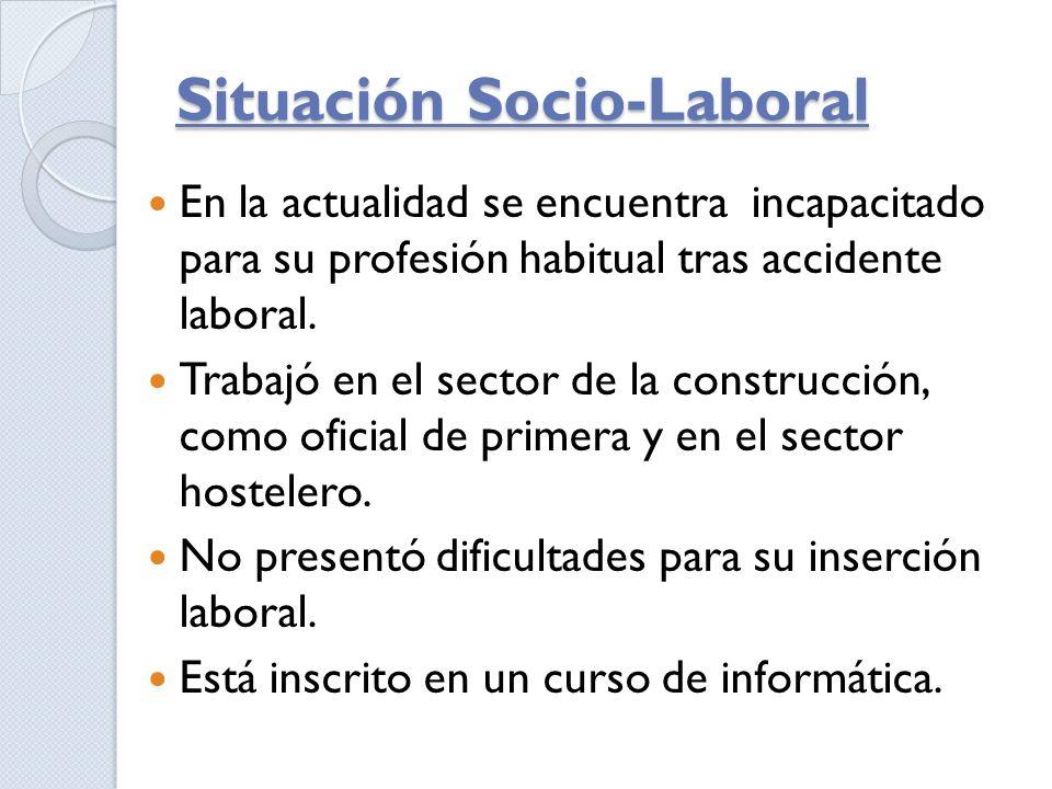 Situación Socio-Laboral