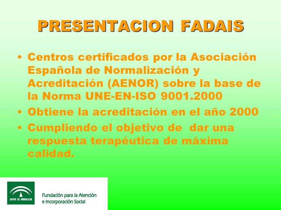 PRESENTACION FADAIS