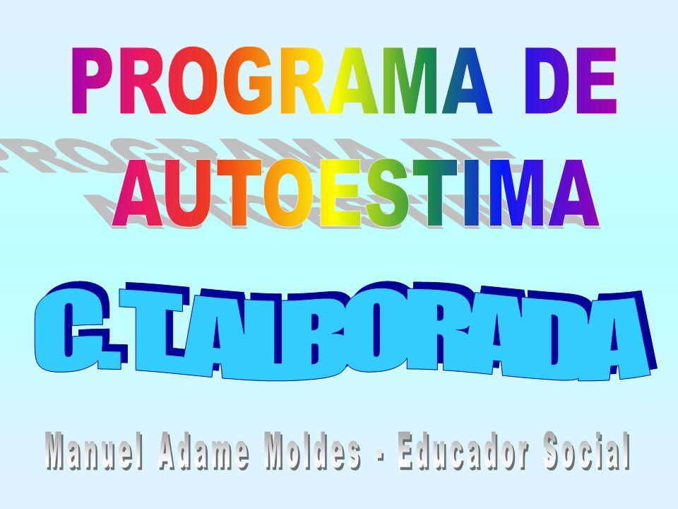 Manuel Adame Moldes - Educador Social