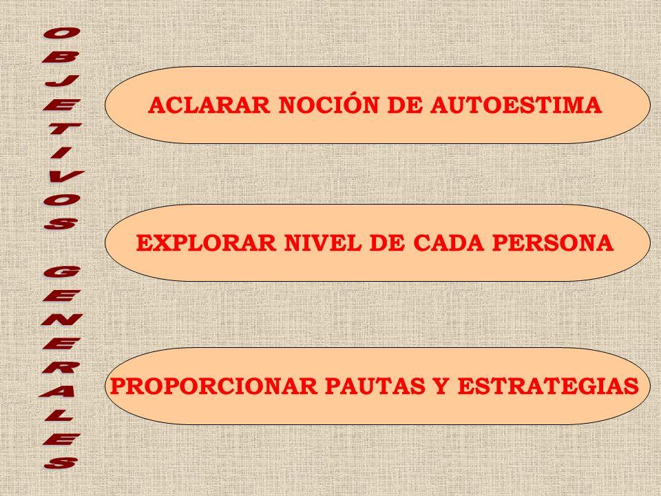 PROPORCIONAR PAUTAS Y ESTRATEGIAS
