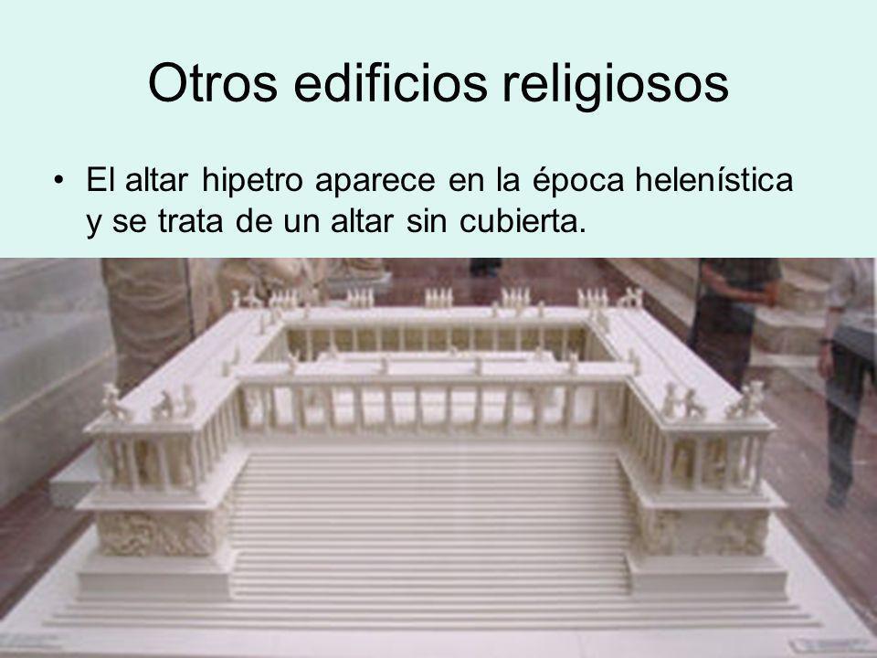 Otros edificios religiosos