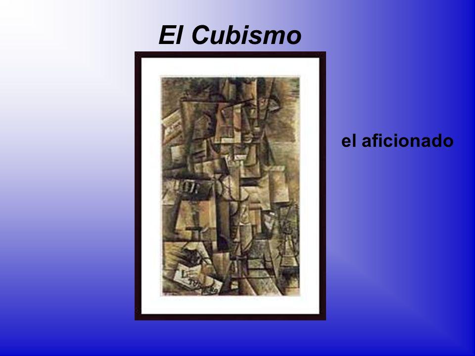 El Cubismo el aficionado