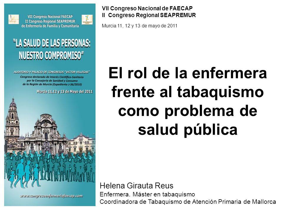 VII Congreso Nacional de FAECAP