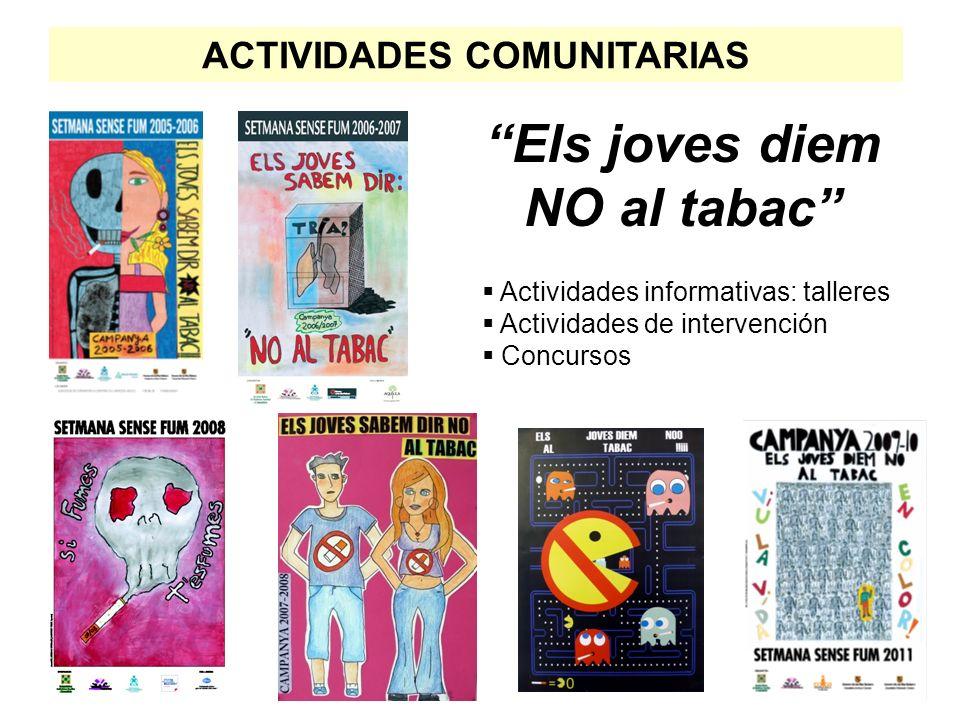 ACTIVIDADES COMUNITARIAS