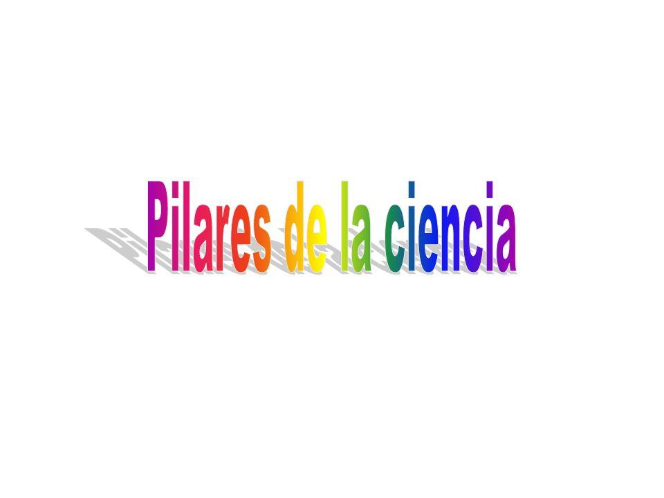 Pilares de la ciencia