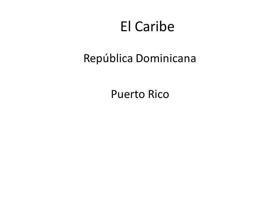 República Dominicana Puerto Rico