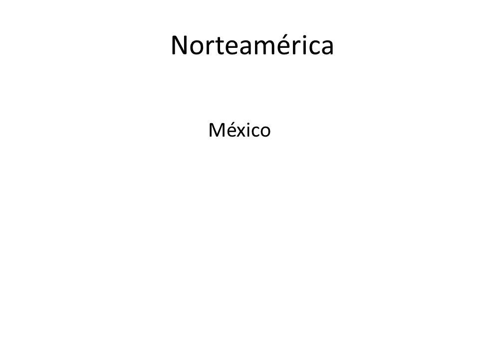 Norteamérica México
