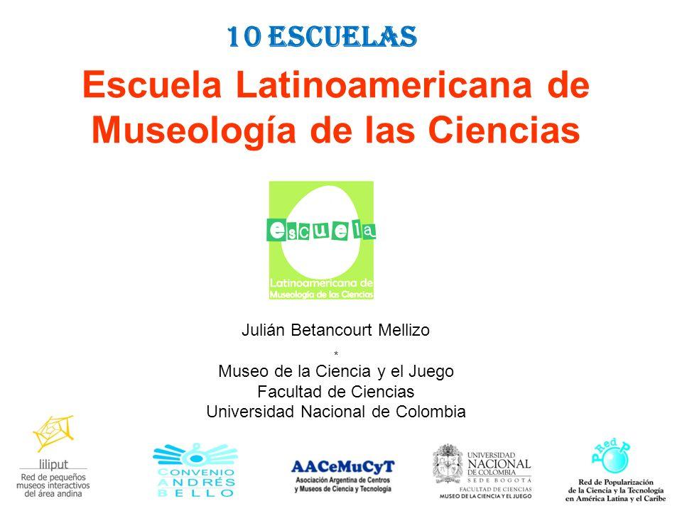 Escuela Latinoamericana de Museología de las Ciencias