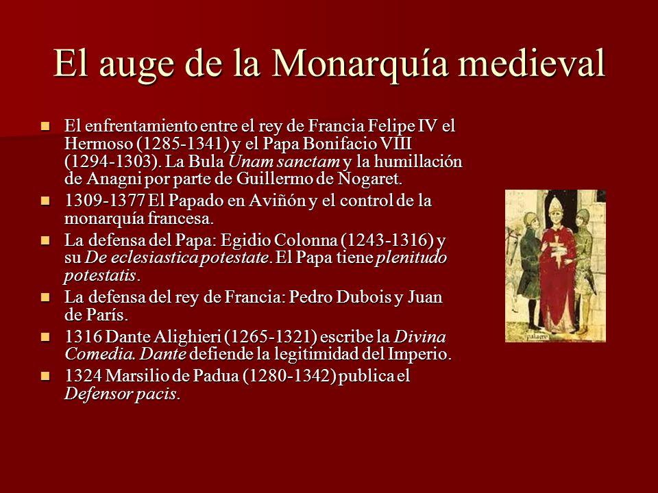 El auge de la Monarquía medieval