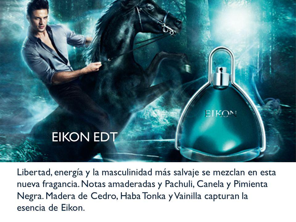 EIKON EDT Eau de Toilette Eikon. El poder es tuyo.