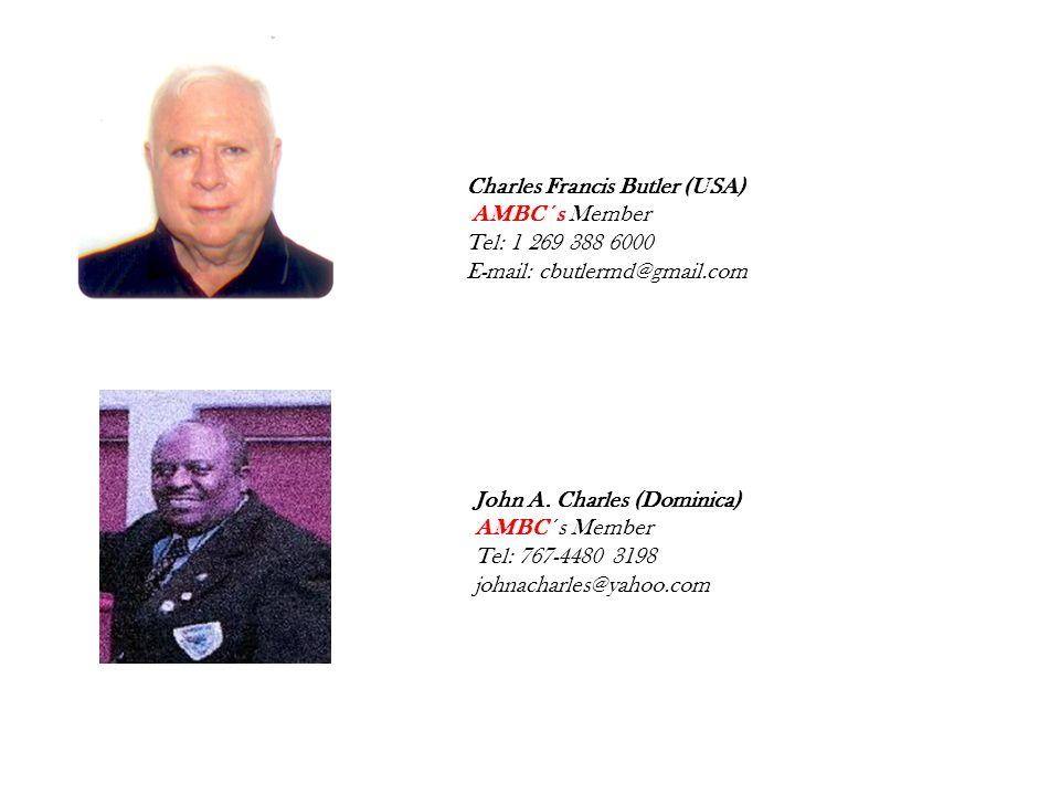 Charles Francis Butler (USA)