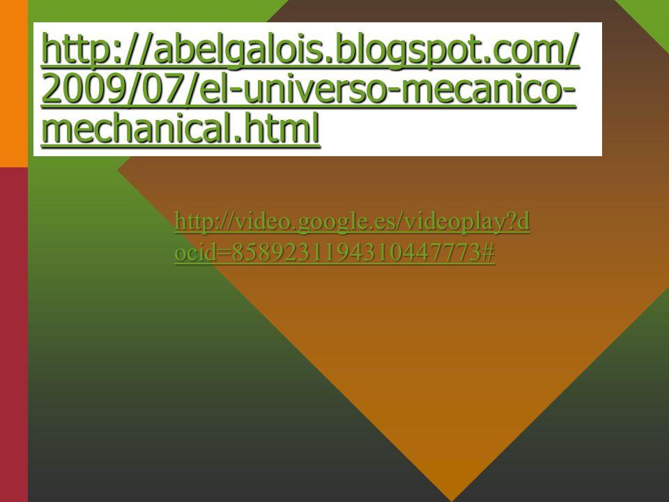 http://abelgalois. blogspot