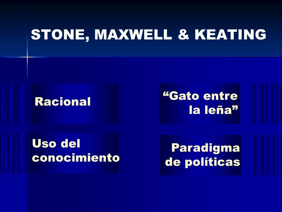 STONE, MAXWELL & KEATING