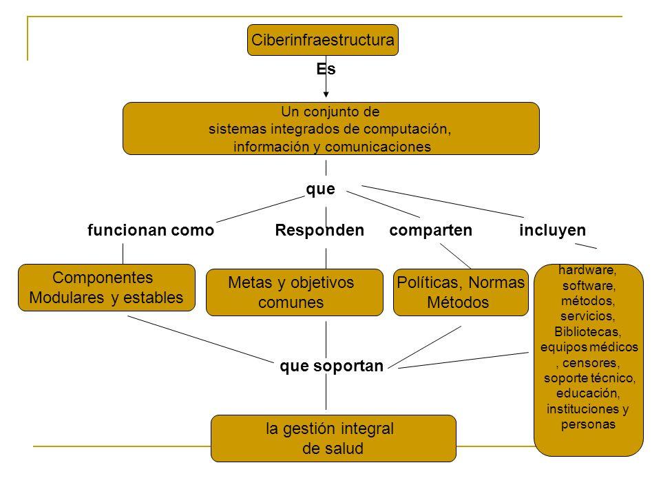 Ciberinfraestructura