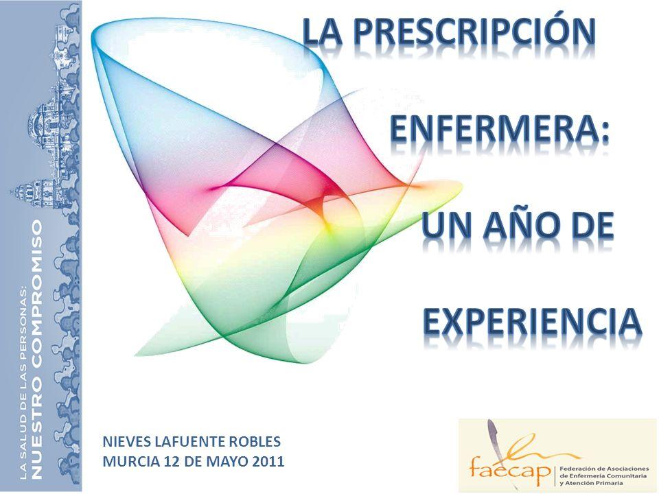 La Prescripción Enfermera: