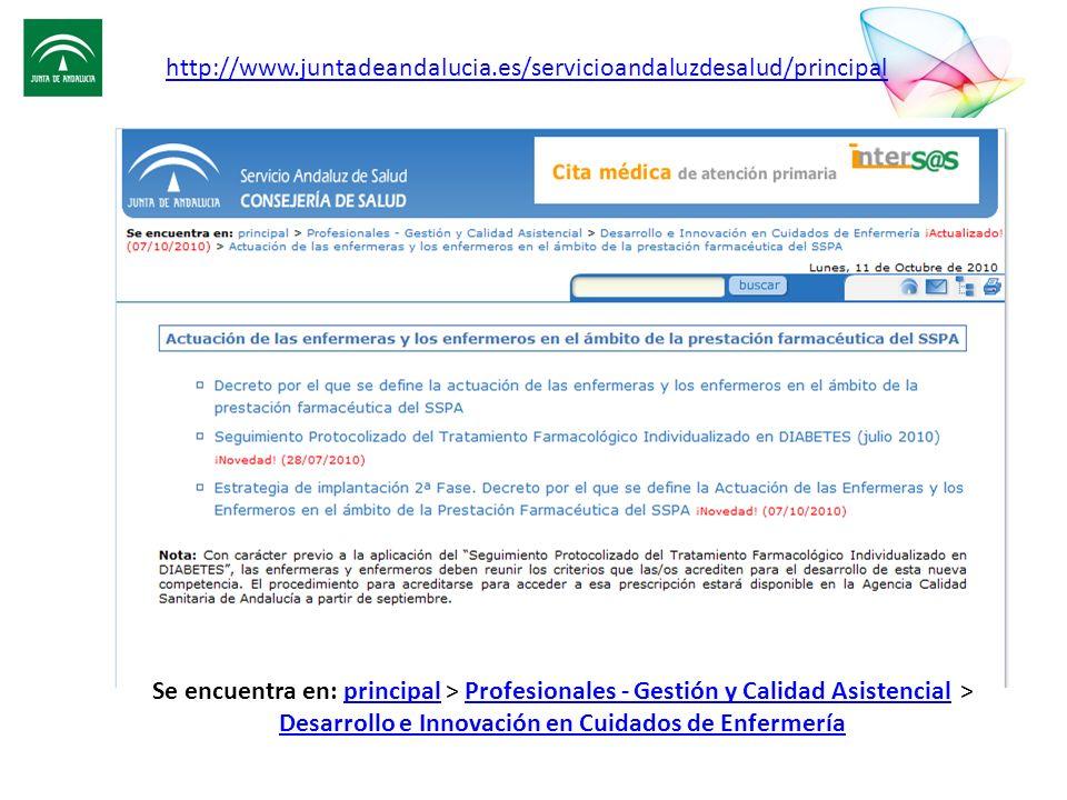 http://www.juntadeandalucia.es/servicioandaluzdesalud/principal