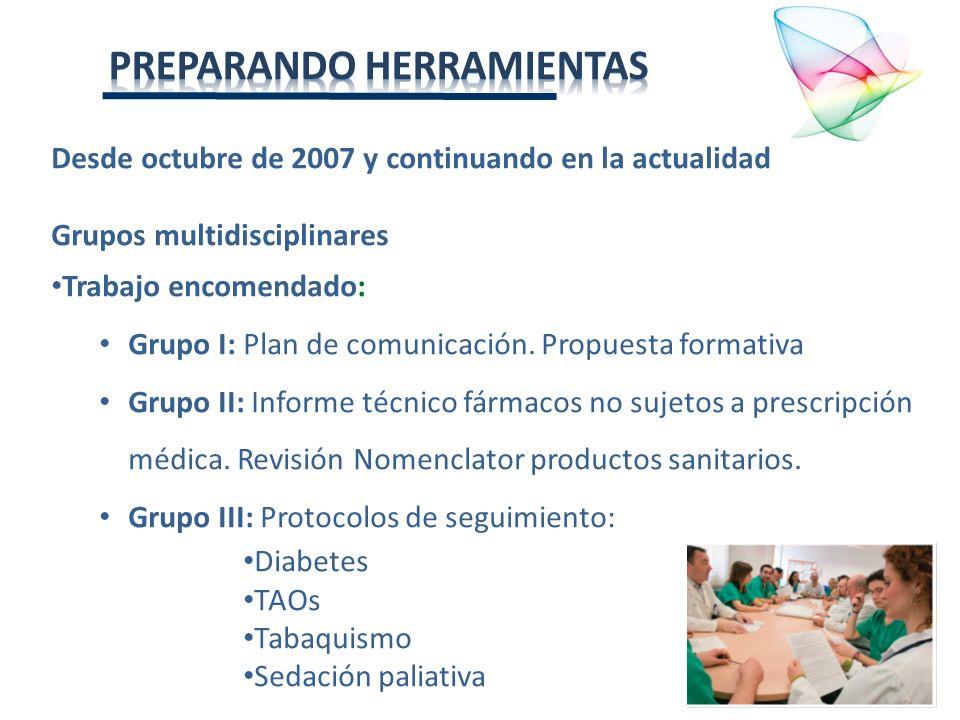 PREPARANDO HERRAMIENTAS