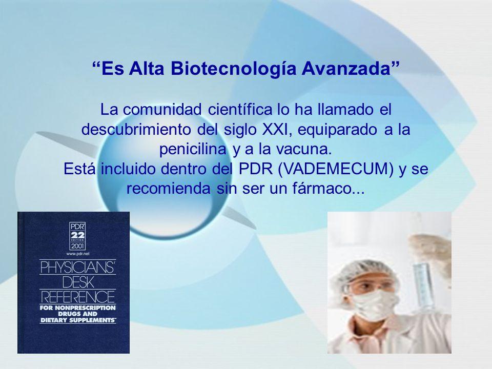 Es Alta Biotecnología Avanzada