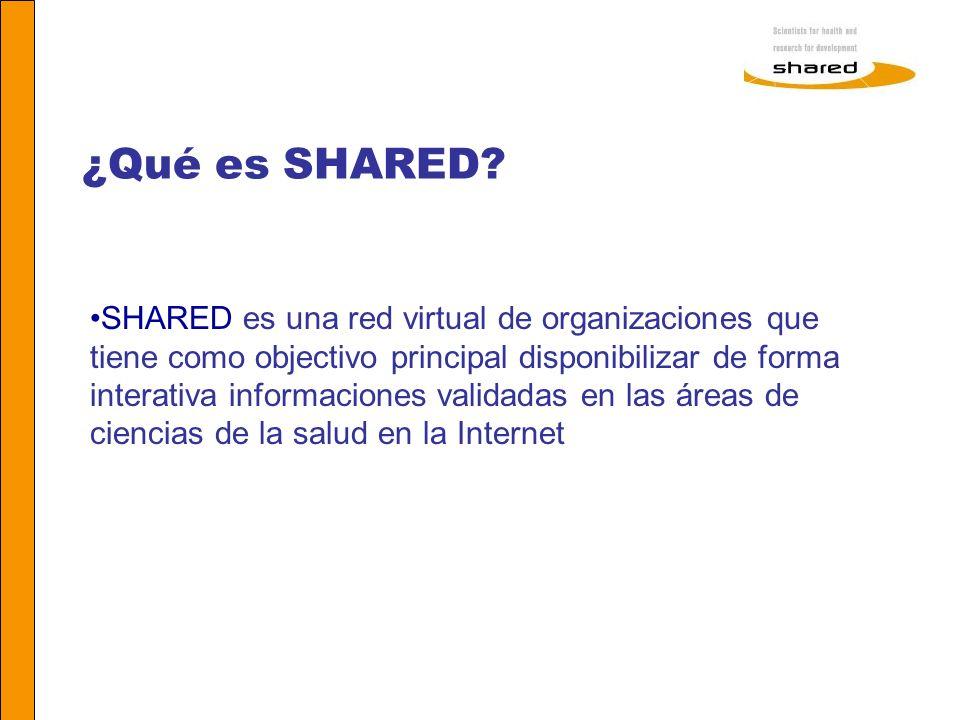 ¿Qué es SHARED