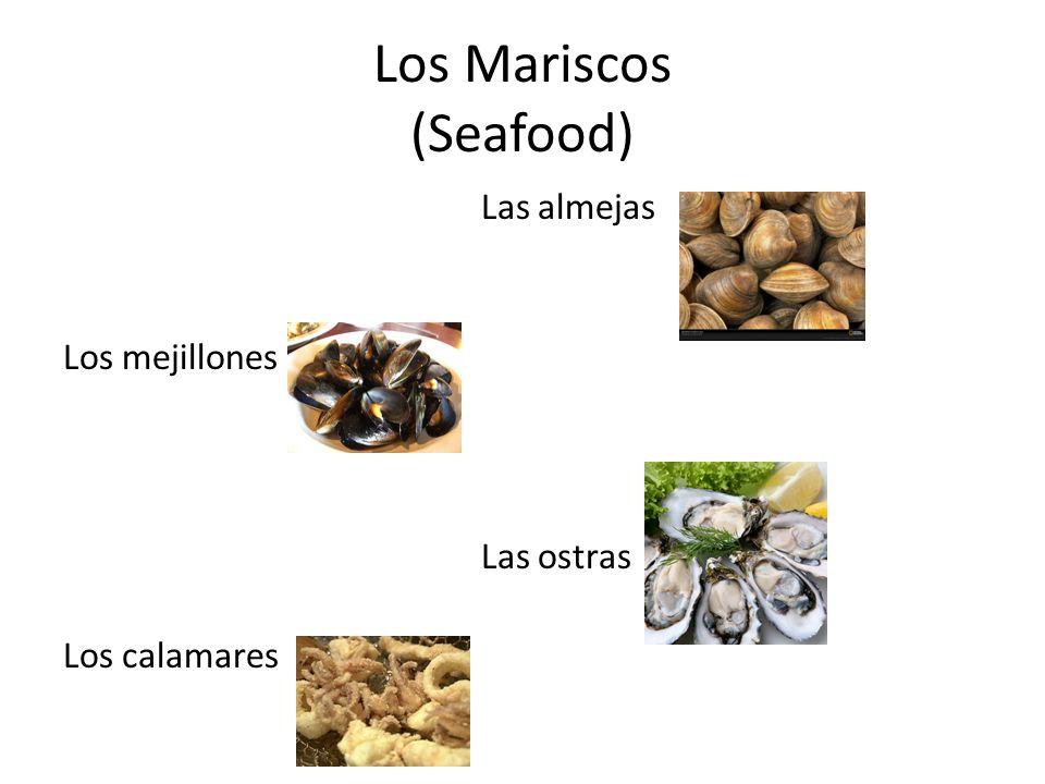 Los Mariscos (Seafood)