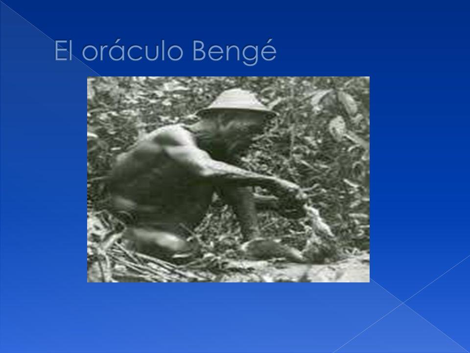 El oráculo Bengé