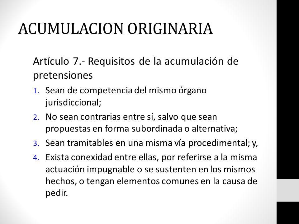 ACUMULACION ORIGINARIA